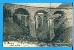CP, 38, Ligne De La Mûre, Viaduc De Loulla, Vierge - Non Classés