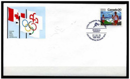 Olympische Spelen 1976 , Canada - Speciaal Envelop - Zomer 1976: Montreal