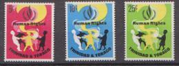 Trinidad & Tobago, 1968, SG 331 - 333, MNH - Trinidad En Tobago (1962-...)