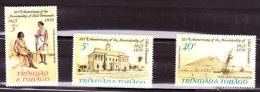 Trinidad & Tobago, 1970, SG 383 - 385, Set Of 3, MNH - Trinidad En Tobago (1962-...)