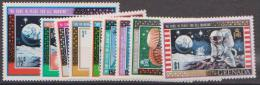 Grenada, 1969, SG 348 - 356, Complete Set, MNH - Grenada (...-1974)