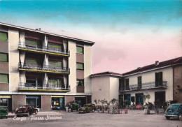 CENGIO - PIAZZA STAZIONE VG 1960   AUTENTICA 100% - Savona