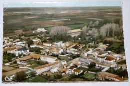 SAINT GERMAIN DE MARENCENNES - CPSM 17 - VUE PANORAMIQUE AERIENNE. - France