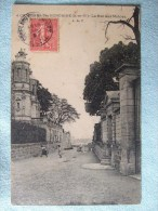 CONFLANS SAINTE HONORINE / LA RUE AUX MOINES / TRES JOLIE CARTE ANIMEE /1907 / JLC N°4 - Conflans Saint Honorine