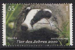 Duitsland - Tier Des Jahres 2010 - Gebruikt/gebraucht/used - Michel 2767 - Gebruikt