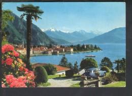 L1108 Menaggio ( Como ) Sul Lago Di Como Con Auto Cars Voitures E Nave Ship Batuau - Used 1973 - Ed. Clerici - Italia