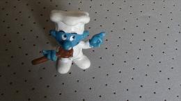 Schtroumpf Cuisinier Peyo - Schtroumpfs