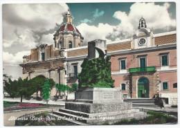 Altamura - Monumento Ai Caduti E Convitto Cagnazzi - H1554 - Altamura