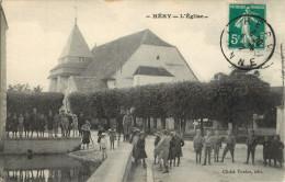 89 HERY - L EGLISE ( BELLE ANIMATION - ENFANTS ) - Hery