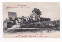 DOMAINE DE MONT-BRIZARD - LE LOGIS- PROPRIÉTÉ DE LA MAISON MARIE-BRIZARD & ROGER - Cognac