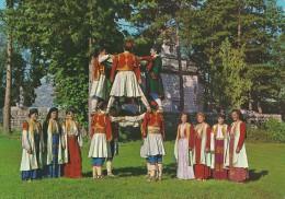 Montenegrin National Costumes. Montenegro  B-2847 - Montenegro