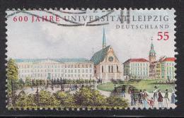 Duitsland - 600 Jahre Universität Leipzig - Gebruikt/gebraucht/used - Michel 2745 - Gebruikt