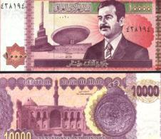 Iraq #89, 10.000 Dinars, 2002, UNC / NEUF - Irak