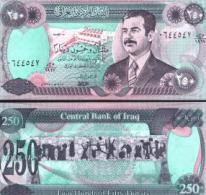 Iraq #85a, 250 Dinars, 1995, UNC / NEUF - Irak