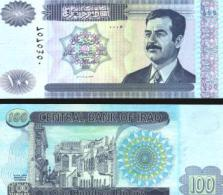 Iraq #87, 100 Dinars, 2002, UNC / NEUF - Irak