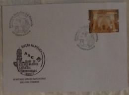 Portugal - Jewish Heritage  Guarda - Herança Judaica 2010 - Jewry Stamp - Joodse Geloof