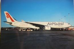 AIRBUS A 330     AIR MADRID  EC IYN - 1946-....: Moderne