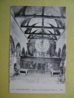 Saint Herbot. L´Eglise. La Chapelle. - Plonevez-du-Faou