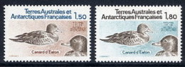 FRENCH ANTARCTIC (TAAF) 1983 Pintails Set Of 2 MNH / **.  SG 172-73 - Neufs