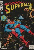 SUPERMAN GEANT N° 15 BE SAGEDITION 12-1981 - Superman