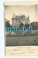 Br - 03 - VERNEUIL - Chateau Ou Villa Chaumejean  - édition Nadaud - RARE VISUEL - France