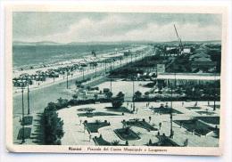 Rimini - Piazzale Del Casino E Lungomare - Rimini