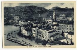 CALVI-PLAGE. - La Basse Ville - Calvi