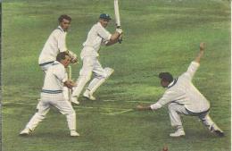 0070. Toetswedstrijd Tussen Engeland En India Op De Oval Te Londen - Blue Band. Sportboek: Honkbal. - Honkbal