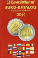 EURO Katalog Deutschland 2014 Für Münzen Numisblätter Numis-Briefe Neu 10€ Mit €-Banknoten Coins Catalogue Of EUROPA - Hobbies & Collections