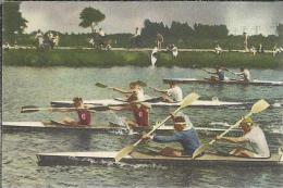 0080. Kanowedstrijd Op Het Noord-Hollands Kanaal - Blue Band. Sportboek: 40 Sporten In Woord En Beeld. Kano - Roeisport