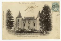 SAINT-MESMIN. - Château De Mont-Boisé - France