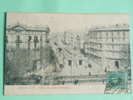 BARCELONA - Paseo De Gracia - Apadeadero - Barcelona