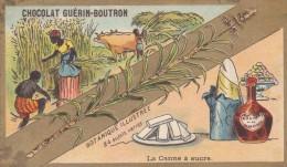 CHOCOLAY GUERIN-BOUTRON - Publicités