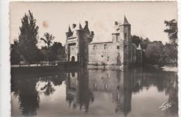 Paimpont Chateau De Trécesson - Paimpont