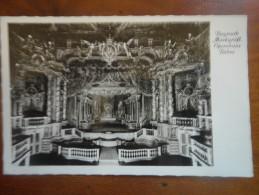 Bayreuth Markgräfl Opernhaus Bühne - Bayreuth