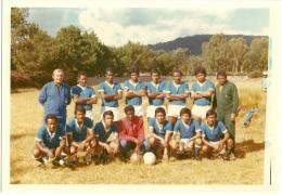 Photo Equipe De Football Madagascar 1972 - Sports