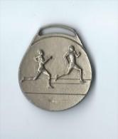 Médaille Sportive / Course à Pied / Années Soixante        SPO56 - Athlétisme