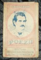 ROMANIA-M.EMINESCU,POEZII -ED.PAPETARIA ROMANEASCA - Boeken, Tijdschriften, Stripverhalen