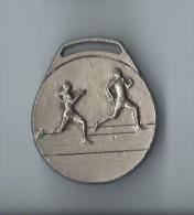 Médaille Sportive Course à Pied /années 60       SPO63 - Sports D'hiver