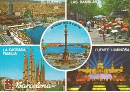 España--Barcelona--Varias Vistas--a, Francia - Barcelona