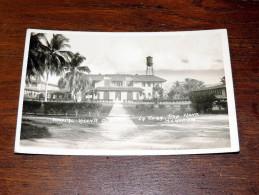 Carte Postale Ancienne : HONDURAS : LA CEIBA : Hospital Vicente D' Antoni - Honduras