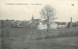 CPA SAINT DENIS DE JOUHET - France