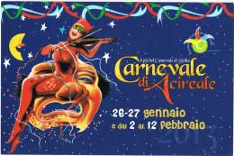 Acireale-Il Più Bel Carnevale Di Sicilia-Carnevale Estivo Agosto 2013-Carnival Karnaval- - Acireale
