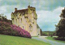UK - Kincardineshire - Crathes Castle - Nice Stamp - Kincardineshire