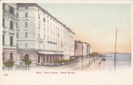 ZD49  ---  ZARA  --   RIVA NUOVA  --  HOTEL BRISTOL - Kroatië