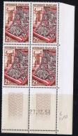 Tapisserie Yv 970  27.12.54   ** Sans Charnière - 1950-1959