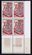 Tapisserie Yv 970  22.12.54   ** Sans Charnière - 1950-1959