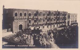 TAORMINA  /   Excelsior Hotel  _ Premiata Fotografia D´Arte G. D´AGATA - Messina
