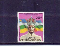 Zentralafrik.Rep., Central African Rep. , 1977 , ** , MNH , Postfrisch , Mi.Nr. 523 - Zentralafrik. Republik
