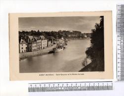 56 AURAY SAINT GOUSTAN ET LA RIVIERE LE LOCH     (  YVON) - Vieux Papiers